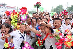 中国の僻地教育への取組み